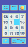 15 Puzzle Fun screenshot 1/2