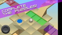 Cromoball - 3D Ball Game screenshot 2/3