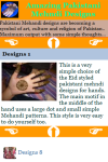 Amazing Pakistani Mehndi Designs screenshot 3/3