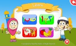Learn Hijaiyah and Arabic Language screenshot 2/6