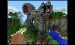 Robots ideas - Minecraft screenshot 1/2