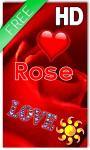 Rose Hearts Live Wallaper screenshot 1/2