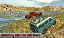 Offroad Truck Driver 3D screenshot 1/3