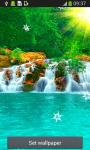 Waterfall Live Wallpapers Top screenshot 2/6