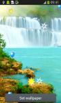 Waterfall Live Wallpapers Top screenshot 5/6