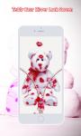 Teddy Bear Zipper Lock Screen screenshot 6/6