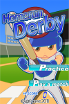 Homerun Derby FREE screenshot 1/5