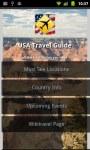 USA Travel Guide screenshot 1/3