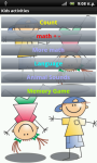 Kids activities - Activités pour les enfants screenshot 1/6