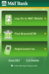 M&T Mobile Banking screenshot 1/1