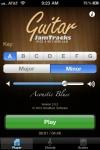 Guitar Jam Tracks: Acoustic Blues screenshot 1/1