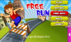 Free Run Android screenshot 2/6