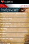 Love Stories: True Love stories screenshot 1/2