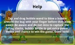 Bubble Bug Free screenshot 5/5