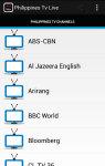 Free Philippines Tv Live screenshot 1/5