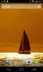 Sunset HD Live Wallpaper  screenshot 1/4