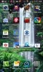Jungle Waterfall Live Wallpaper screenshot 1/3