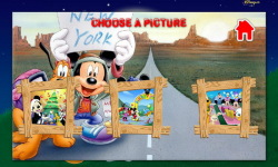 Puzzle Mickey Mouse-SS screenshot 2/5
