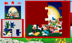 Puzzle Mickey Mouse-SS screenshot 3/5