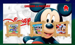 Puzzle Mickey Mouse-SS screenshot 4/5
