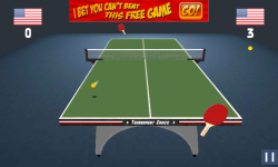 Awesome Table Tennis screenshot 1/4