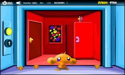 Monkey Go Happy Elevators 2 screenshot 5/6