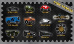Reckless Stunts - Racing Game screenshot 2/4