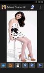 Selena Gomez Wallpapers App screenshot 3/4