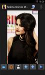 Selena Gomez Wallpapers App screenshot 4/4