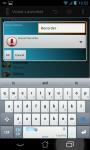 Voice Launcher Widget screenshot 1/3