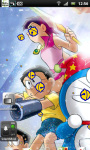 Doraemon Live Wallpaper 1 screenshot 2/3
