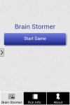 Brain Stormer screenshot 1/6