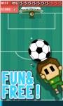 Super Soccer Goalie screenshot 1/2
