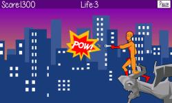 Spider VS Stickman screenshot 2/6