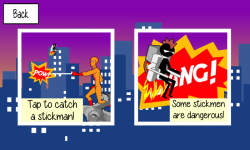 Spider VS Stickman screenshot 3/6