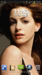Anne Hathaway Wallpaper HD screenshot 3/6