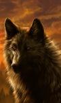 Wolf Watching Live Wallpaper screenshot 1/3