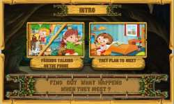 Free Hidden Object Games - Grizzly Danger screenshot 2/4