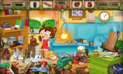 Free Hidden Object Games - Grizzly Danger screenshot 3/4