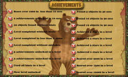 Free Hidden Object Games - Grizzly Danger screenshot 4/4
