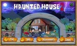 Free Hidden Object Games - Haunted House 2 screenshot 1/4