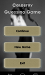 Celebrity guessin game screenshot 1/3