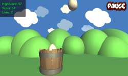 Catch Eggs screenshot 3/5