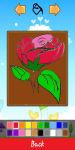 Flower Coloring Book ANL screenshot 1/3