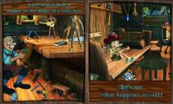Free Hidden Object Games - Pinocchio screenshot 2/4
