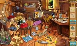 Free Hidden Object Games - Pinocchio screenshot 3/4