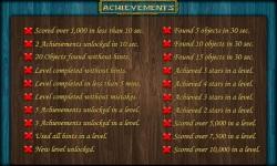 Free Hidden Object Games - Pinocchio screenshot 4/4
