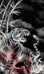 Tiger Art Live Wallpaper screenshot 2/3
