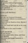 MACBETH by William Shakespeare screenshot 3/5