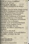 MACBETH by William Shakespeare screenshot 4/5